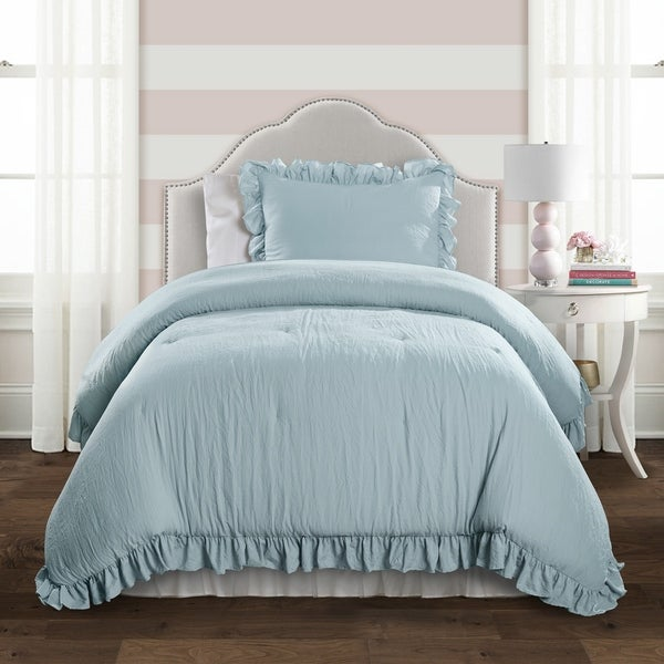 Genial Lush Decor Reyna 3 Piece Comforter Set