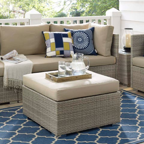 Havenside Home Bocabec Outdoor Patio Coffee Table
