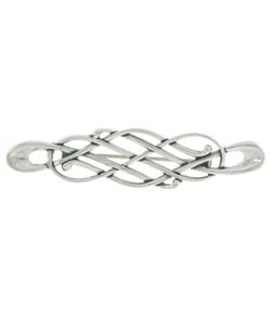 Carolina Glamour Collection Sterling Silver Celtic Knot Pin