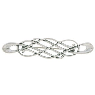 Sterling Silver Celtic Knot Pin