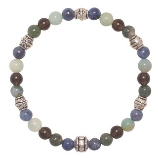 Handmade - Healing Stones for You 'Alleviate Fear' Intention Bracelet (USA)