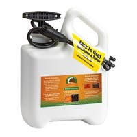 Red Mulch Colorant with Sprayer Applicator