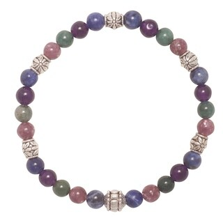 Handmade - Healing Stones for You 'Insomnia Relief' Intention Bracelet (USA)