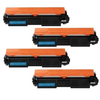 4PK Compatible CF230X Toner Cartridge For HP LaserJet M203d M203dn M203dw and MFP M227d ( Pack of 4 )