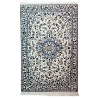 Shop Wool Ikat Uzbek Design Hand Knotted Oriental Rug 4 2
