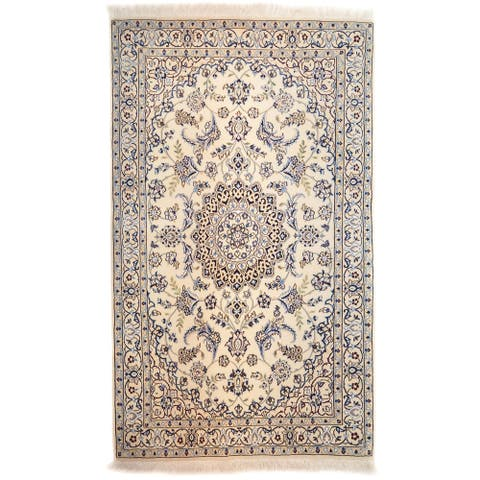 Persian One-of-a-Kind Hand-Knotted Area Rug - 4 x 6