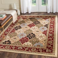 "Safavieh Lyndhurst Traditional Oriental Multicolor/ Red Runner Rug - 2'3"" x 8'"