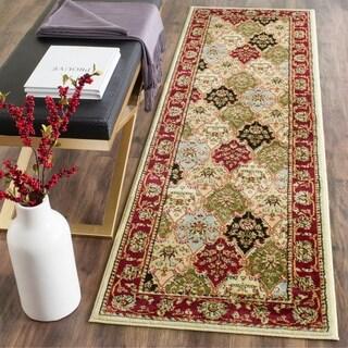 Safavieh Lyndhurst Traditional Oriental Multicolor/ Red Runner Rug (2'3 x 12')