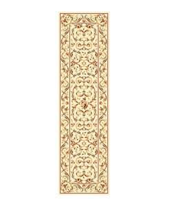 "Safavieh Lyndhurst Traditional Oriental Ivory/ Ivory Runner (2'3 x 8') - 2'3"" x 8'"