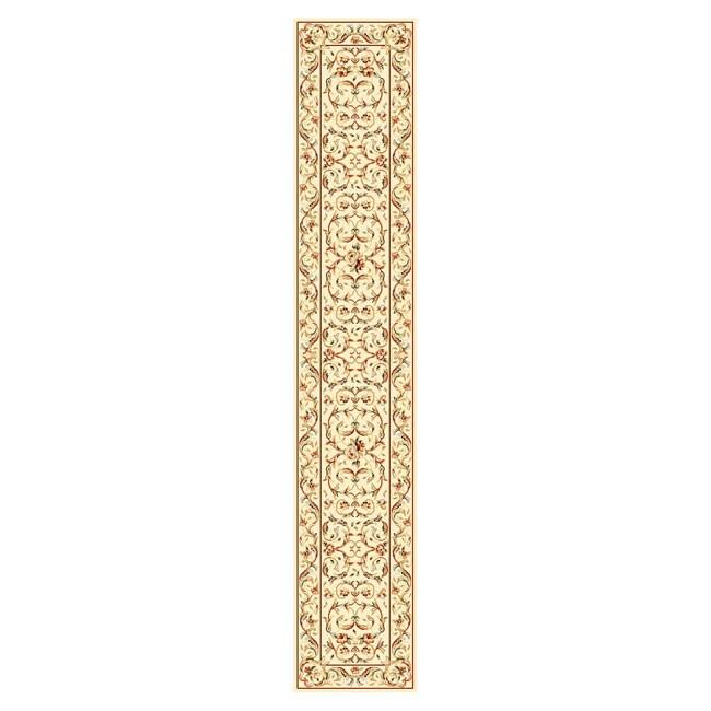 Safavieh Lyndhurst Traditional Oriental Ivory/ Ivory Runner (2'3 x 12')