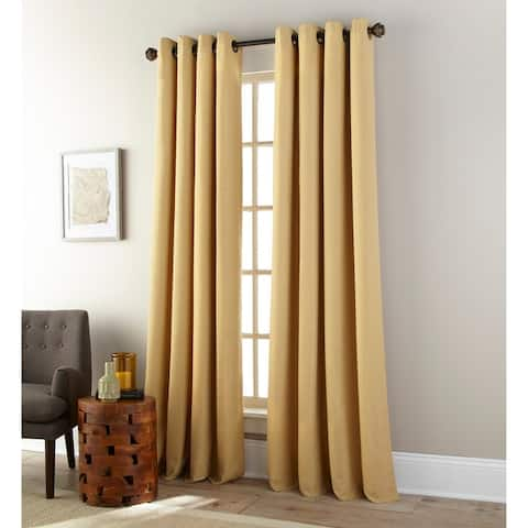 Grand Avenue Vanity Grommet Curtain panel