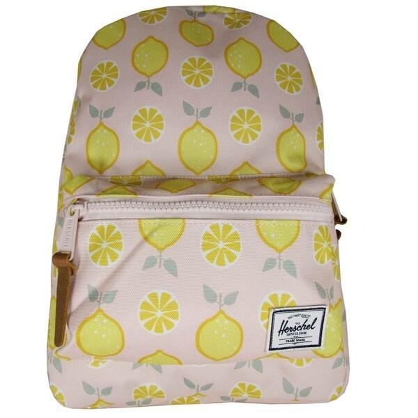 fb3ac7ce76d latest herschel supply company settlement kids backpack lemon drop with herschel  rugzak