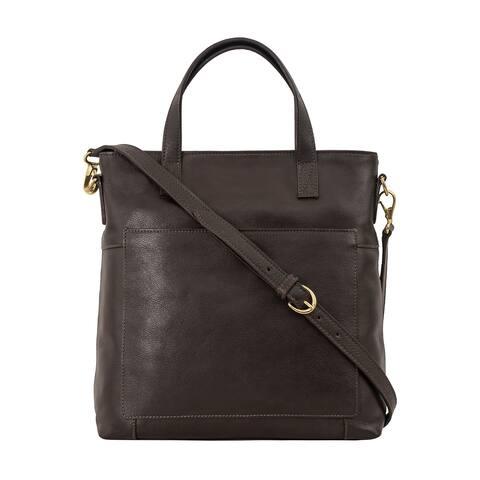 Hidesign Sierra Medium Leather Crossbody Bag