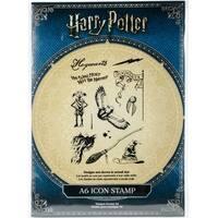 Harry Potter Stamp Set