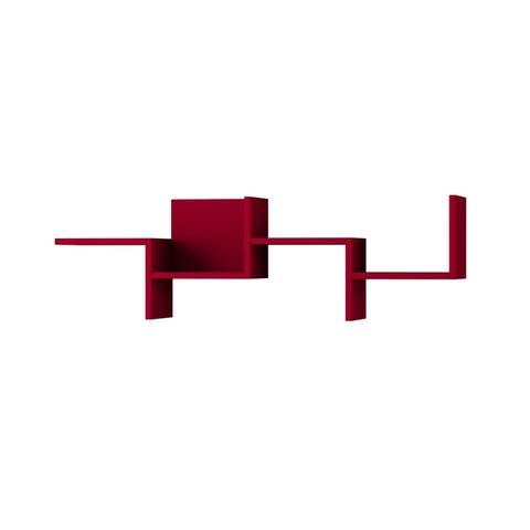 Watson Modern Wall Shelf 45.5'' x 14'' x 8.5'' / Wall Storage / Shelving Unit
