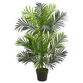 3' Paradise Palm Artificial Tree - h: 3 ft. w: 10 in. d: 10 in