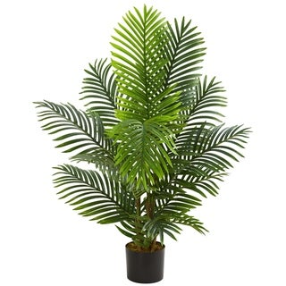 4' Paradise Palm Artificial Tree - h: 4 ft. w: 13 in. d: 13 in