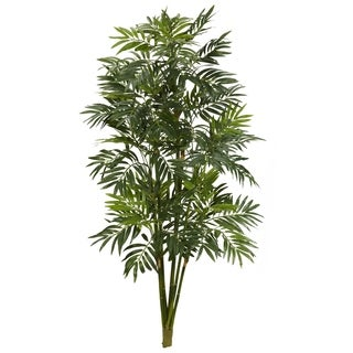 3' Mini Bamboo Palm Artificial Plant - h: 3 in. w: 18 in. d: 18 in