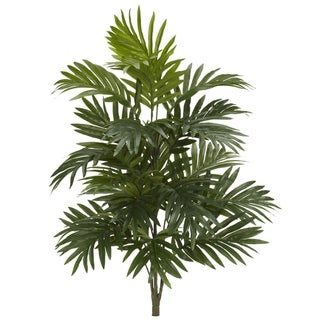 "30"" Areca Palm Artificial Plant (Set of 3) - h: 30 in. w: 22 in. d: 22 in"