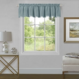 Wallace Window Curtain Valance 52x14