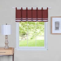 Dakota Window Curtain Valance - 58x14