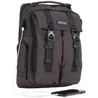 Kenneth Cole Reaction USB Charging Port Multi-Compartment 15.6-inch Laptop Business Backpack