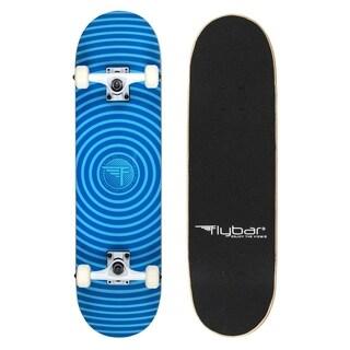 "Flybar Double Kick Board 31"" - Spiral"