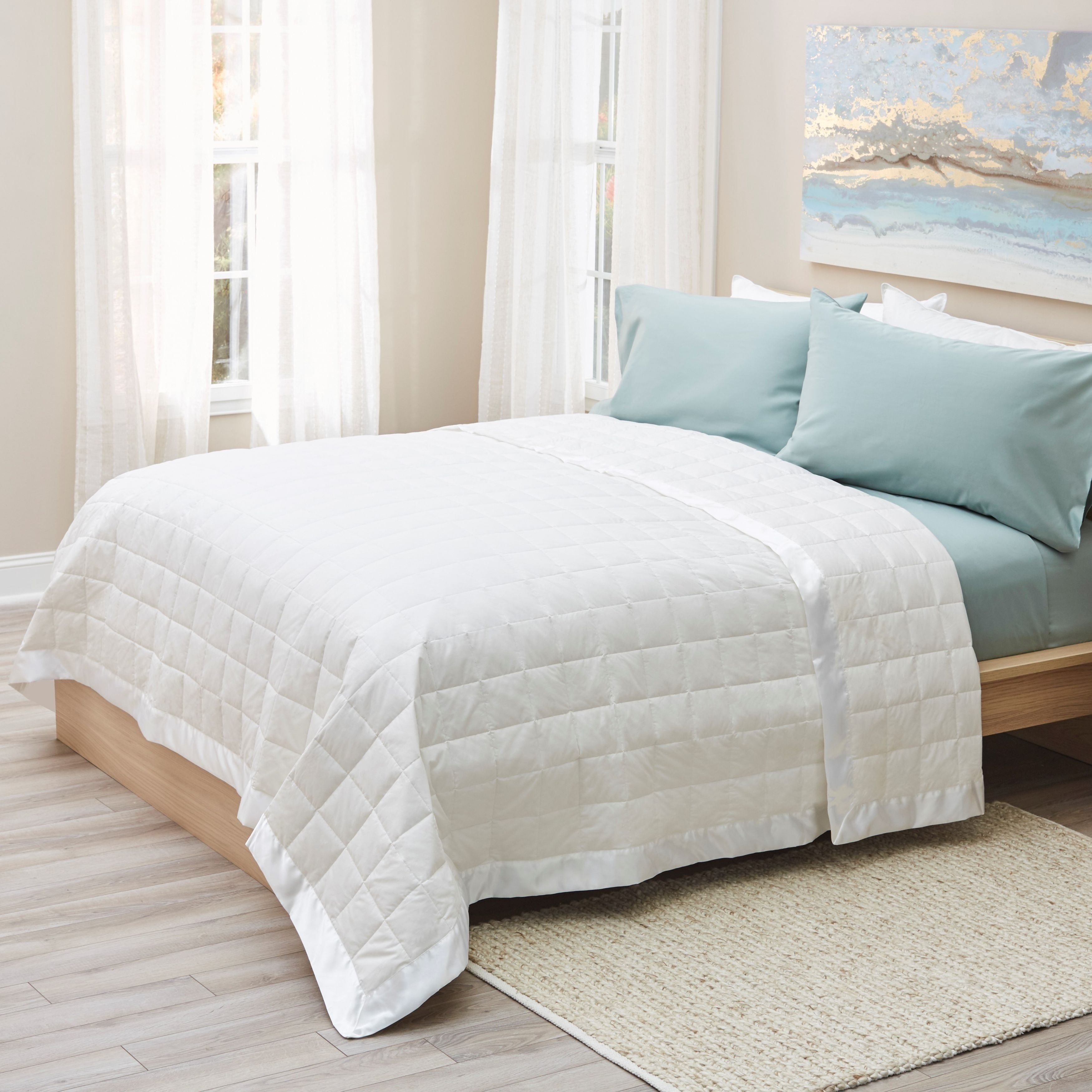1221 Bedding Oversized Down Blanket
