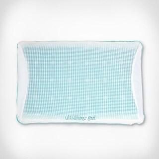 Ultraluxe Gel Memory Foam & Gel Bed Pillow
