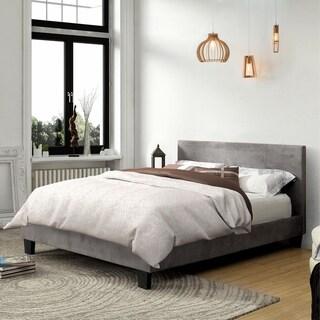 Anita II Contemporary Platform Bed