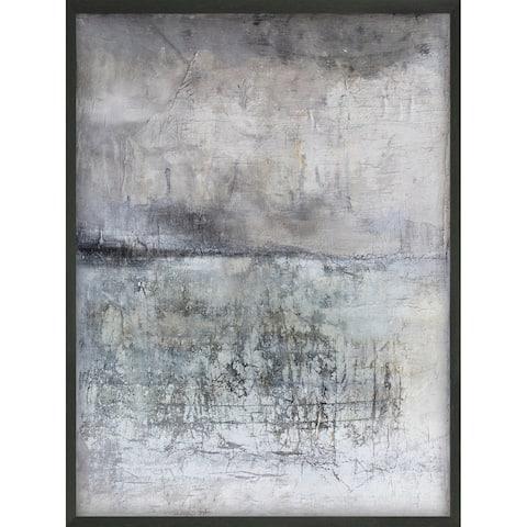 Aurelle Home Modern Abstract Canvas Wall Decor