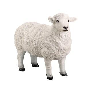 Aurelle Home BlumRose Modern Sheep Statue