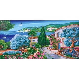 "Diamond Dotz Diamond Embroidery Facet Art Kit 42.5""X22.75"""