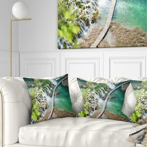 Buy Green Lake House Throw Pillows Online At Overstock Our Best Decorative Accessories Deals