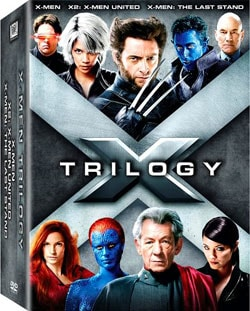 X-Men Trilogy (DVD)