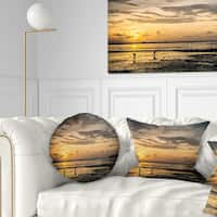 Buy Grey Tropical Throw Pillows Online At Overstock Our Best Decorative Accessories Deals