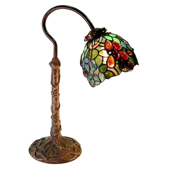 Tiffany Style G Desk Lamp