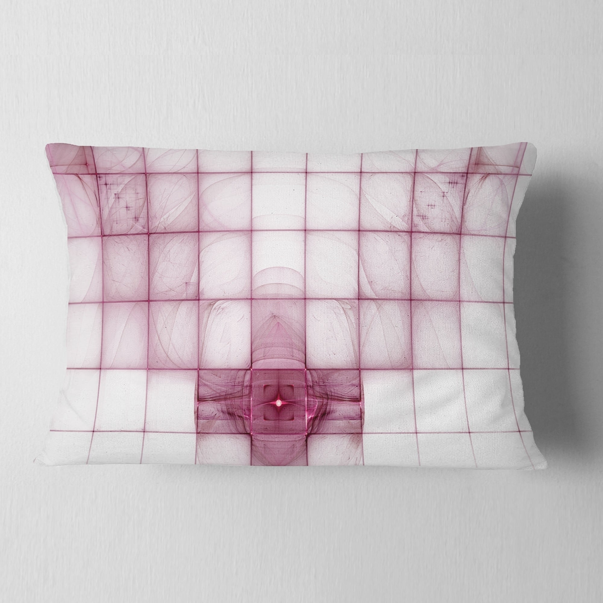 ArtVerse Katelyn Smith 16 x 16 Poly Twill Double Sided Print with Concealed Zipper /& Insert I Loved You Black Heart Pillow