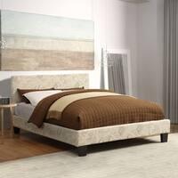 Anita III Contemporary Platform Bed