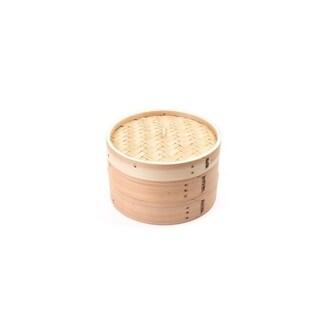 Fox Run Bamboo Steamer, 10-Inch
