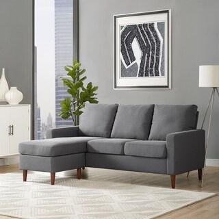 Porch & Den Apartment Reversible Sectional