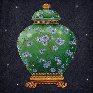 "Diamond Dotz Diamond Embroidery Facet Art Kit 23.5""X23.5"""