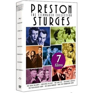 Preston Sturges: The Filmmaker Collection (DVD)