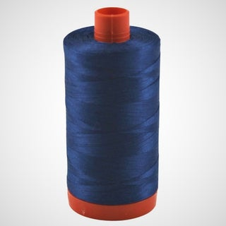 Cotton Mako Thread 50wt 1300m 6ct