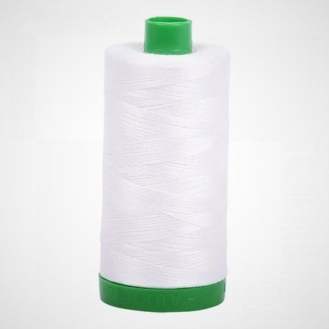 Cotton Mako Thread 40wt 1000m 6ct