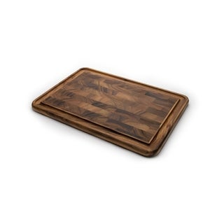 Dual Sided Frame Cutting Board with Juice Channel