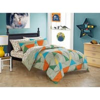 Kids California Safari 7-piece Bed in a Bag Set