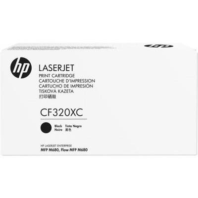 HP CF320XC (653X) Original High Yield Black Toner Cartridge