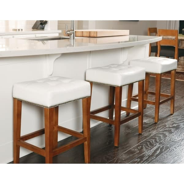 Admirable Shop Handmade 26 Nashville Vintage Leather Counter Stool Uwap Interior Chair Design Uwaporg