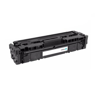 1PK Compatible CF401A Toner Cartridge For HP Color LaserJet M252 Color LaserJet M277dw Color LaserJet Pro MFP M277 ( Pack of 1 )